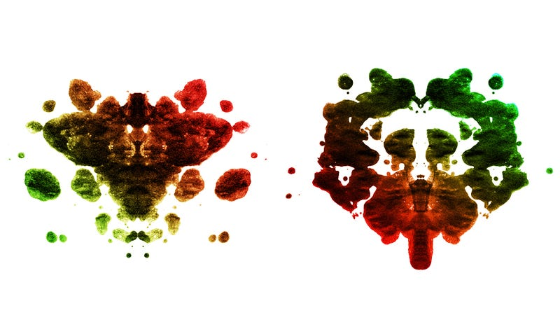Illustration for article titled These Rorschach Ink Tests Could Replace the Good Old CAPTCHA