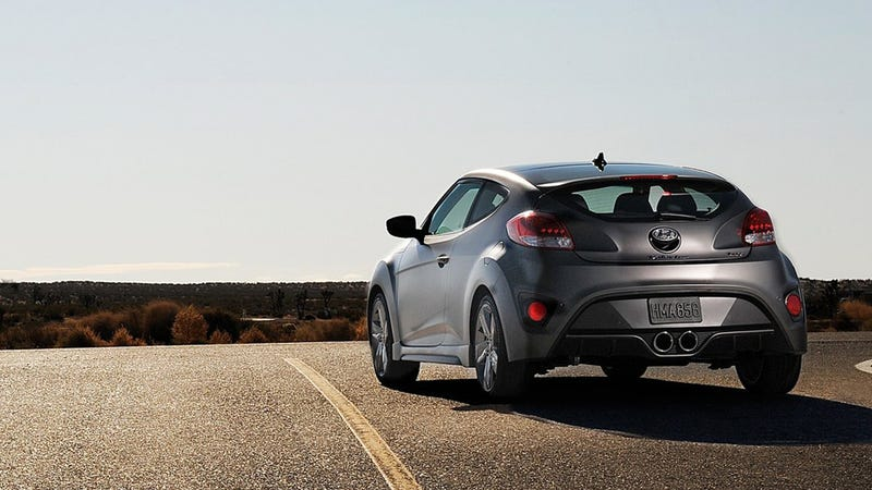 Illustration for article titled The Hyundai Veloster Turbo Will Actually Cost $22,725