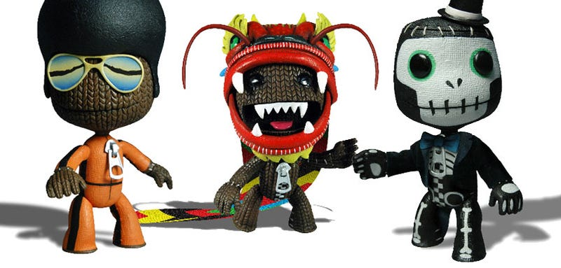 Illustration for article titled LittleBigPlanet Action Figures Have Been Sacked