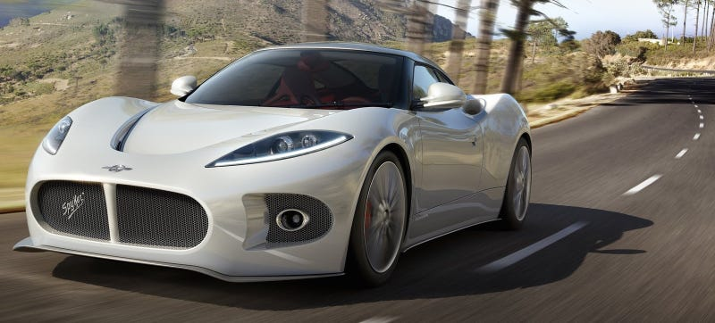Illustration for article titled Spyker Files For Bankruptcy