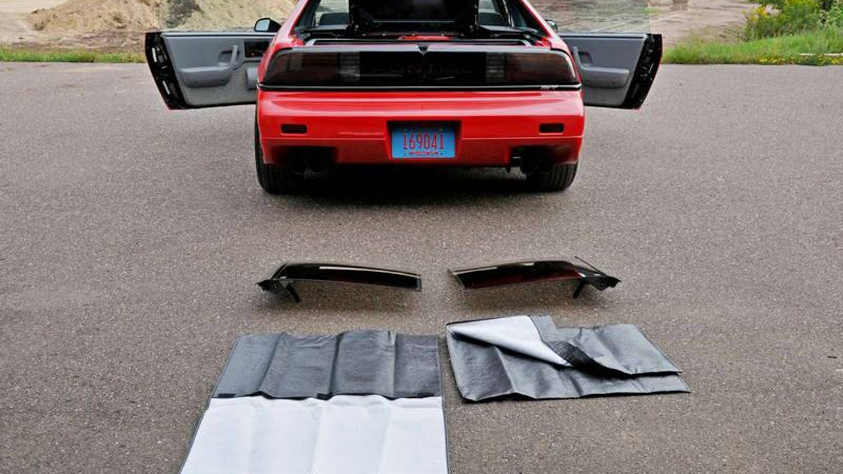 For 17000 Could This 1988 Pontiac Fiero Gt Be The Best Wiring Diagram There Is