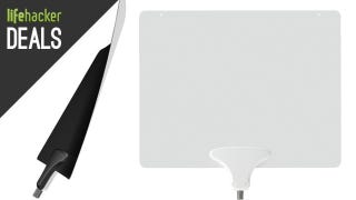 Illustration for article titled Discounted Mohu Leaf, Nighthawk Router, Cheap Laser Printer [Deals]