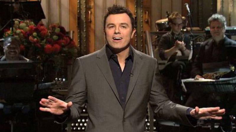 Seth MacFarlane on Saturday Night Live