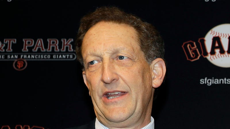 Illustration for article titled MLB Suspends Giants CEO Larry Baer Without Pay For Physical Altercation With His Wife