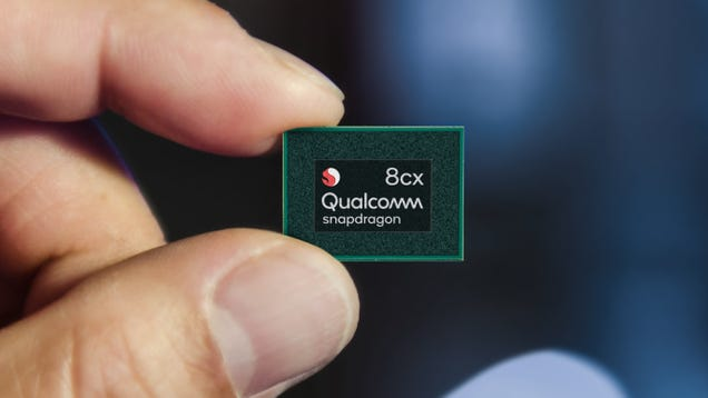 The Snapdragon 8cx Is Qualcomm s First Purpose-Built Chip for Laptops