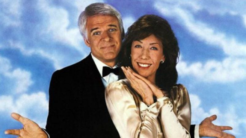 Steve Martin and Lily Tomlin in All Of Me