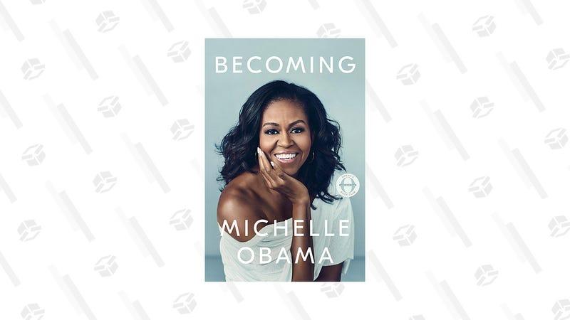 Becoming | $14 | Amazon