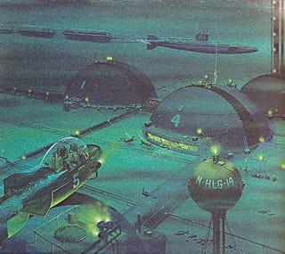 Illustration for article titled Man's Future Beneath the Sea (1968)
