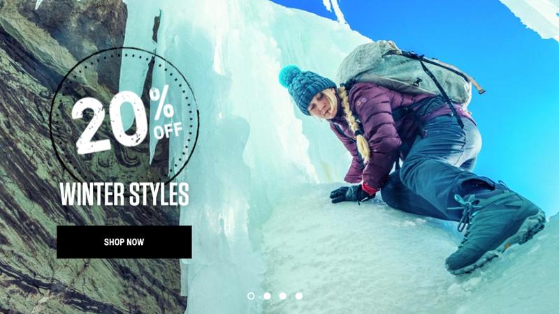 20% Off Winter Styles | Merrell