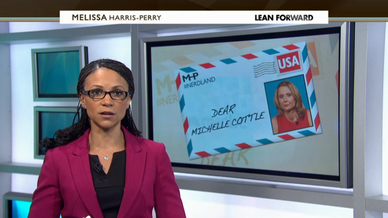 Illustration for article titled Melissa Harris-Perry Brilliantly Shoots Down Michelle Obama's Critics