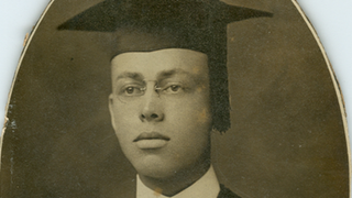 Jacob Milton Sampson (1891-1987), the great-grandson of Jacob SampsonCourtesy of Milton E. Brooks