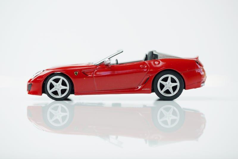 Kyosho Ferrari 9 164 65 Project Prancing Horse 65 2011