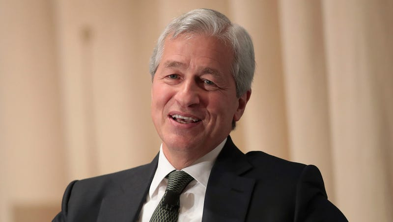 Illustration for article titled Jamie Dimon Cites Relentless Desire To Watch A Person Die Up Close As Inspiration For Starting Healthcare Company