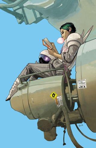 Illustration for article titled Black Friday PSA: 50% Off Digital Comics at Image Comics
