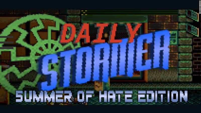 Photo: The Daily Stormer