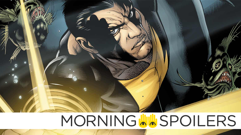 Illustration for article titled The DCEU Could Introduce Black Adam a Lot Sooner Than We Think