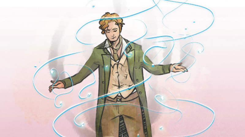 Illustration for article titled The Eighth Doctor Has His Own Doctor WhoComic Now, And It's Suitably Wonderful