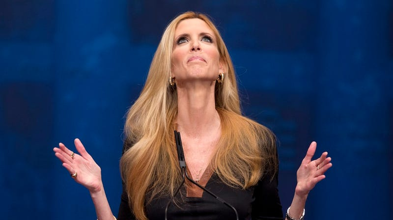 Illustration for article titled Ann Coulter Is Adorable