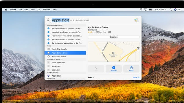 Google Directly From MacOS Spotlight Using This Keyboard Shortcut