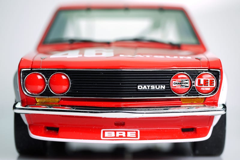 """Illustration for article titled The Great Outdoors #229 """"Datsun BRE #46"""""""