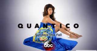 Illustration for article titled Hey ABC, About Those Awful, 'Sexy' Quantico Ads: Can You Not?