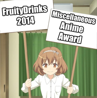 Illustration for article titled Fruity's Miscellaneous Anime Awards of 2014!! (huzarr!)