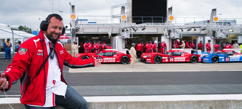 Illustration for article titled The Man Behind Nissan's GT Academy And Le Mans Program Is Leaving The Company