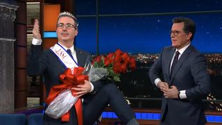 John Oliver, Stephen Colbert