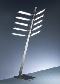 Illustration for article titled World's First OLED Lamp