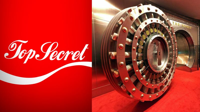 Illustration for article titled The New Vault That Guards Coca-Cola's Secret Formula