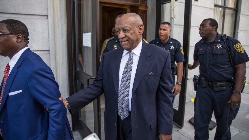 Illustration for article titled Bill Cosby's Lawyers Demand Recusal Because Judge's Wife Supports Rape Victims