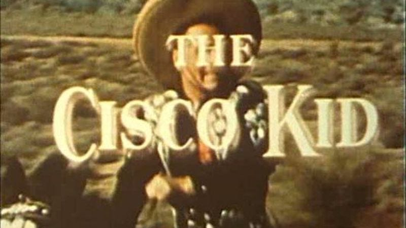 Illustration for article titled The Cisco Kid being revived again as a CBS crime procedural