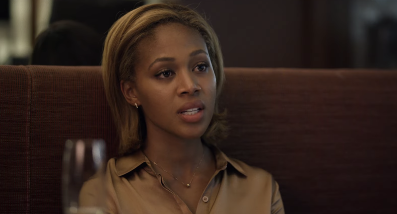 Nicole Beharie in Black Mirror.