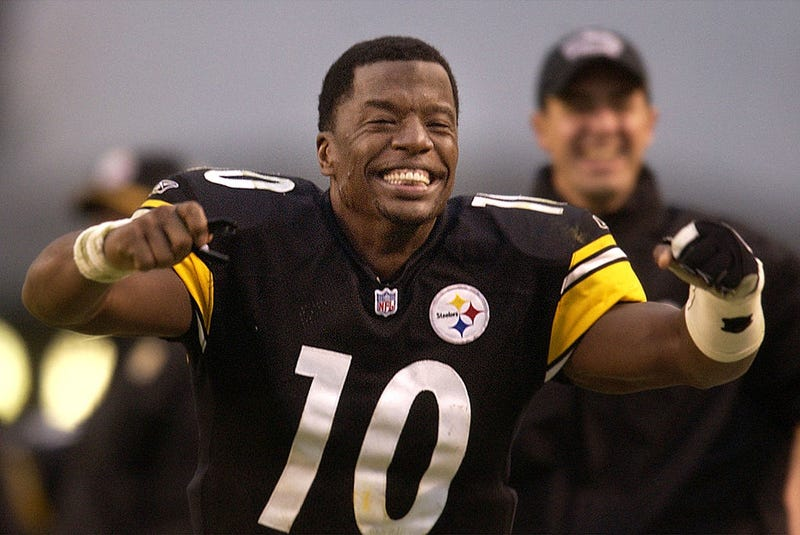 Kordell Stewart (David Maxwell/AFP/Getty Images)