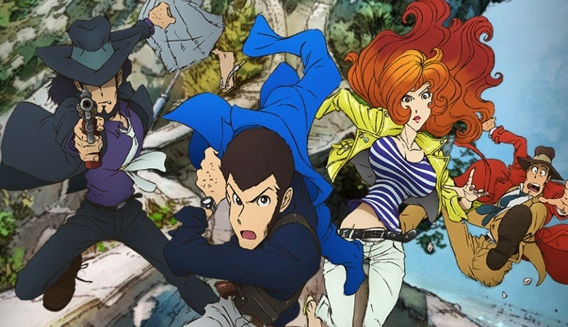 Illustration for article titled Where to start Lupin III?