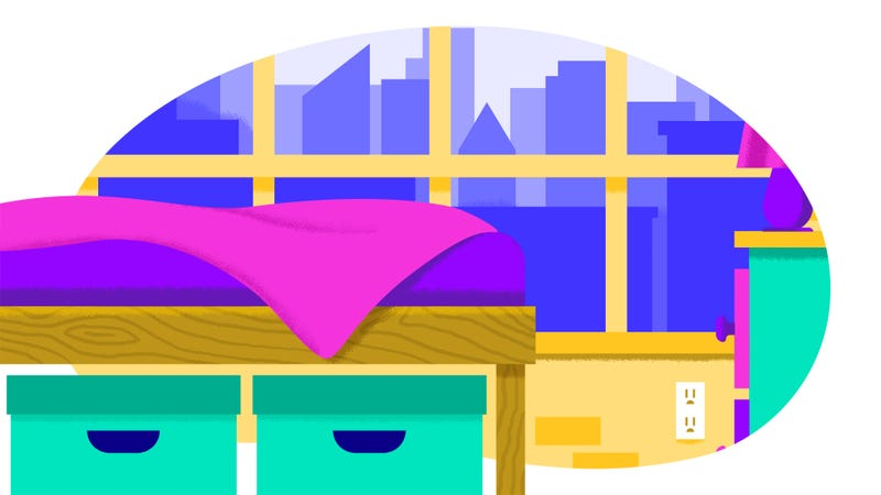 Illustration for article titled How To Keep Your Tiny Apartment in Tip-Top Shape