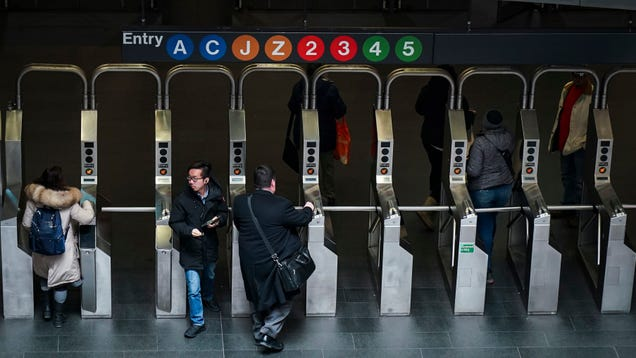 Coronavirus Is Delaying MTA's Completion of Contactless Subway Payments