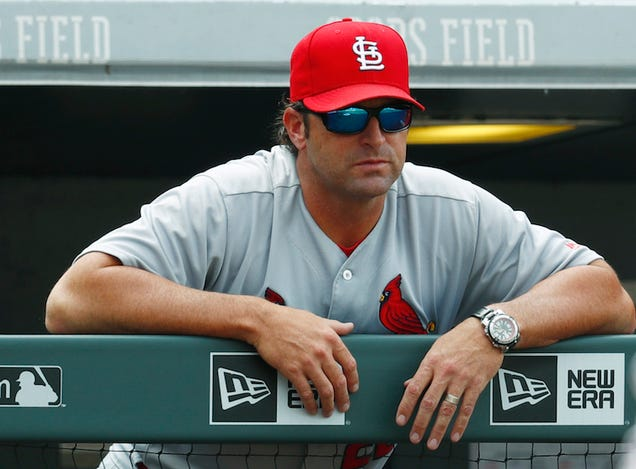 The Cardinals Lost Their 72nd Game