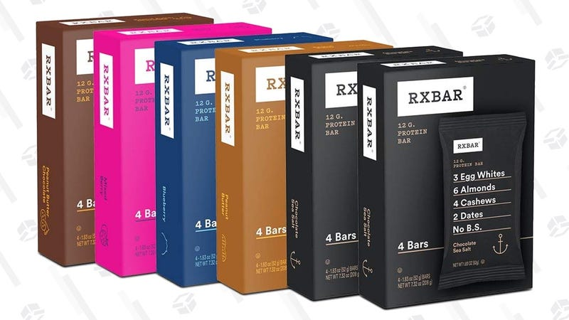 15% off RXBARS | Amazon | Discount shown at checkout