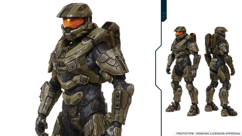 Illustration for article titled Here's Why Master Chief's Going to Look Different in Halo 4