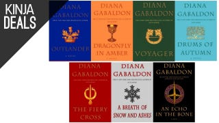 Own The First Seven <i>Outlander </i>Novels for Just $2 on Kindle