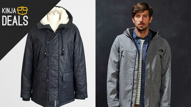 Illustration for article titled Gentlemen, Here Are 13 Essential Winter Coats Under $200