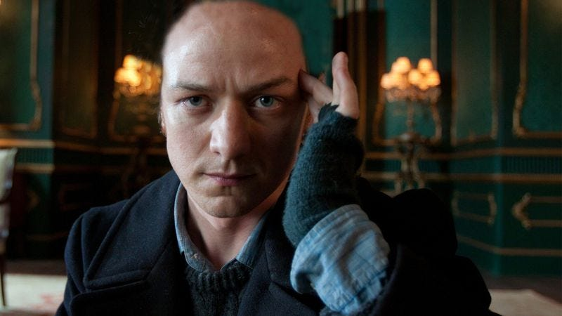 Illustration for article titled The next X-Men movie will see Professor X finally going bald already