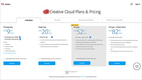 Adobe: If You Use Old Apps, You May Be Violating Third-Party