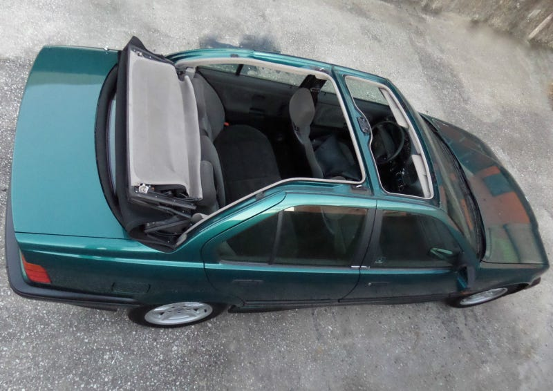 Illustration for article titled 1994 BMW 3-Series Baur