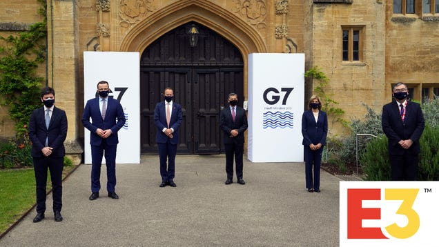 E3 Fans Will Love This: The G7 Summit