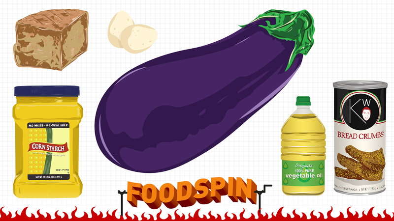 Illustration for article titled Let's Fry Some Eggplant, Because It's Possible There Is Nothing Better
