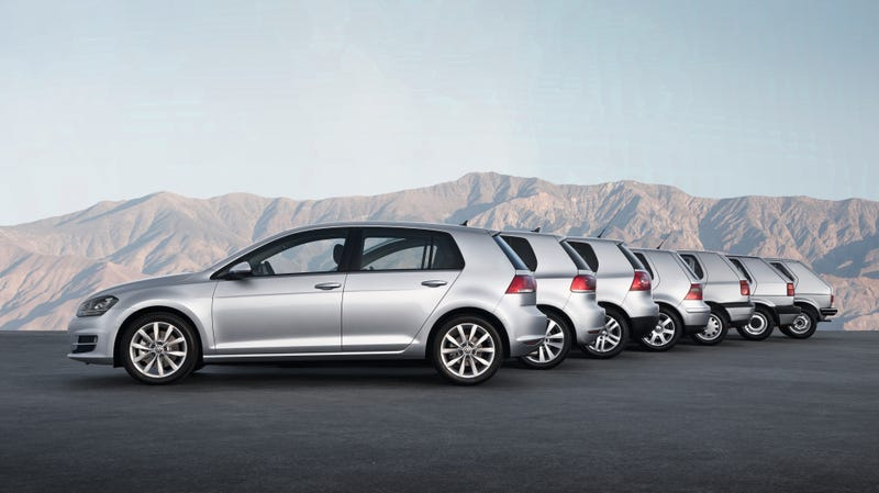 Illustration for article titled What Is Your Volkswagen Golf Story?