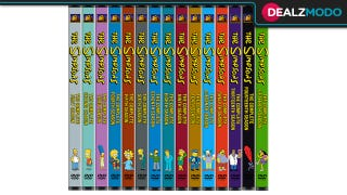Illustration for article titled Simpsons DVDs Are Your Perfectly Cromulent Deal of the Day