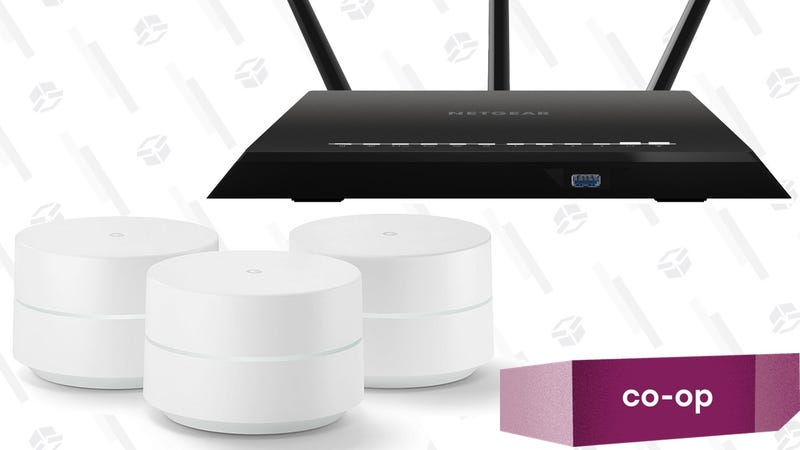 Your Favorite Routers are Google Wifi and the Netgear